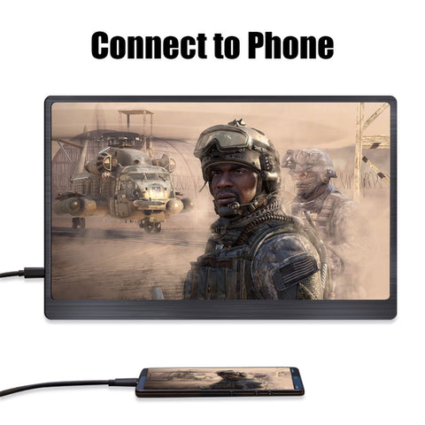 "Image of 4K 15.6"" Portable Monitor 