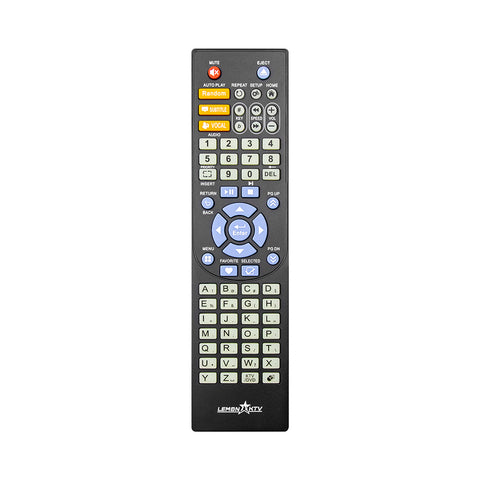Image of Big Remote Control for 8832/8837/8856/8866/8816 lemon KTV system(76keys)