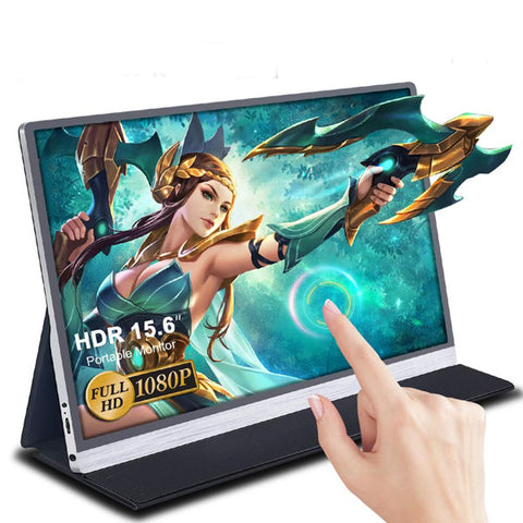 "DIGITBLUE® 15.6"" Touch Screen Portable Monitor 
