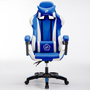EU Computer Gaming adjustable height gamer rotating armrest pc Home office Internet Chair RU