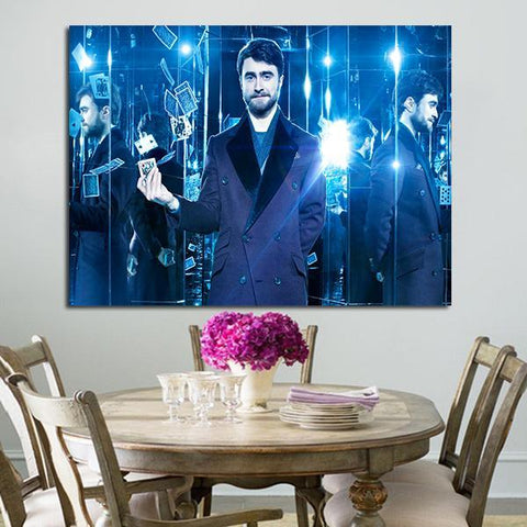 1 Panel Daniel Radcliffe Now You See Me 2 Wall Art Canvas