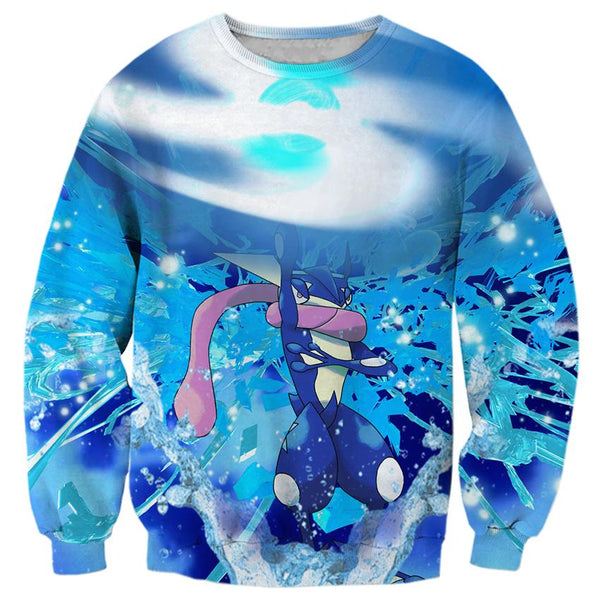 Pokemon Greninja Fight Shirts