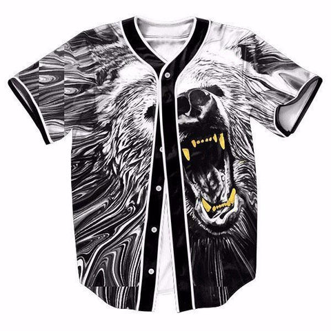 Roaring Bear Wild Beast New Shirts