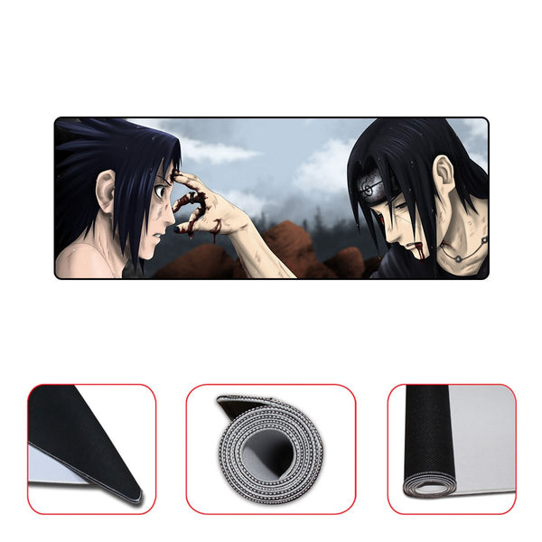 Sasuke And Itachi Mousepad