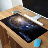 Doctor Who Wells Cathedral Mousepad