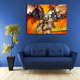 Gearbox Software Borderlands 3 Wall Art Canvas