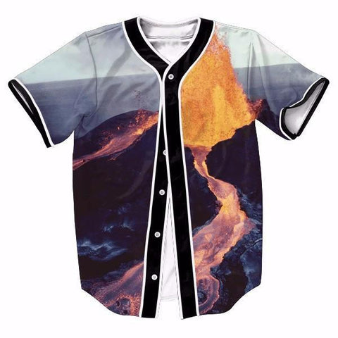 Volcanic Eruptions Magma New Shirts