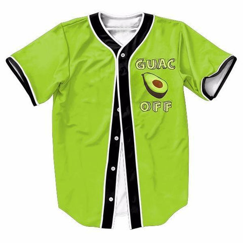 GUAC OFF Avocado Green New Shirts
