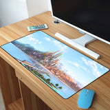 Zootopia City Mousepad