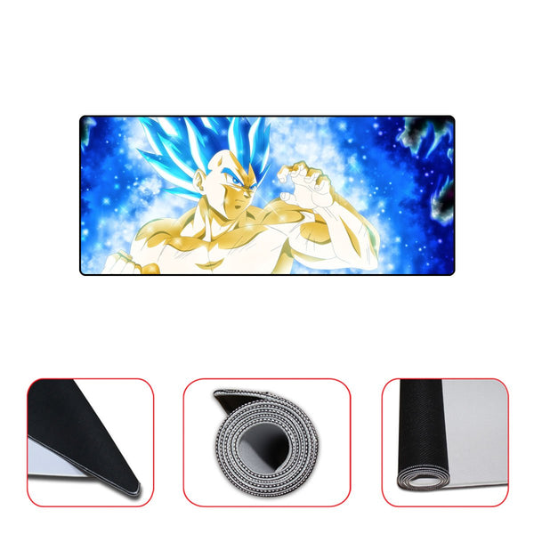 Dragon Ball Vegeta Perfect Ultra Instinct Mousepad