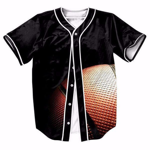Basketball Black 3D New Shirts