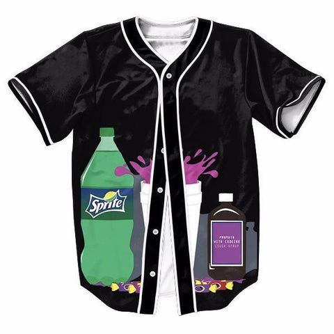 Soft Drink 3D New Shirts
