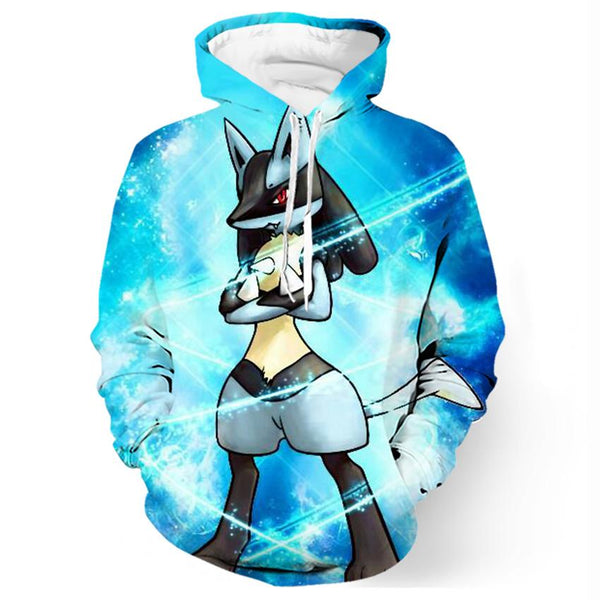 Pokemon Lucario Shirts
