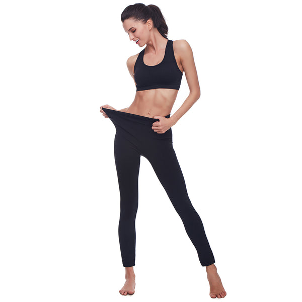 Winter Thick Sport Leggings Slim Elastic