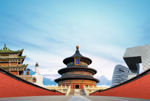 USA/UK/AUS/CAN-China 8 Days Gold Ring Tour(Beijing-Xi'an-Shanghai )