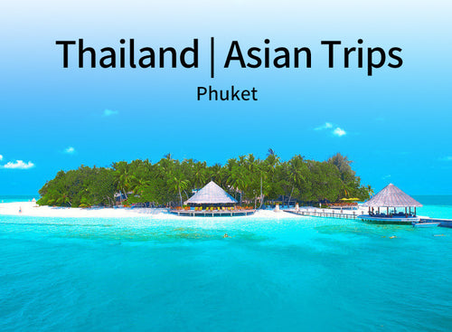 4 Days PHUKET Outdoor Adventures Tour in Thailand (WL-OD4)(Minimum 2 person)