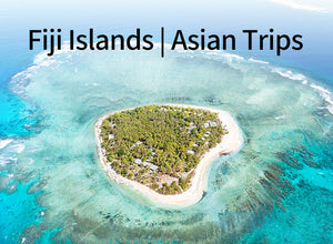 9 Nights 8 Days 4 Islands Fiji Amazing Island Tour(FJ-IT9)(Minimum 2 person)