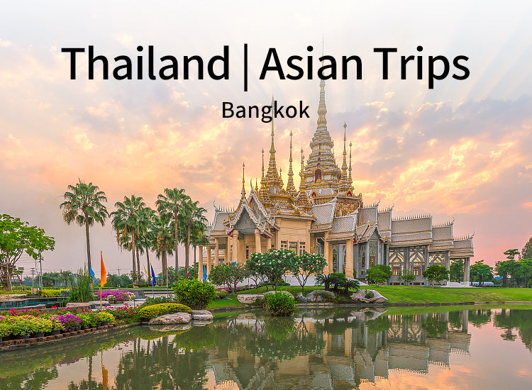 5 Days BANGKOK Classic Tour in Thailand(CL-BK5)(Minimum 2 person)