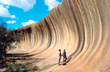 Load image into Gallery viewer, Wave Rock, York, Wildflowers, and Aboriginal Cultural Tour from Perth