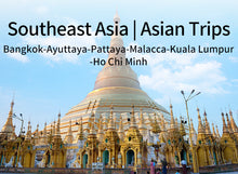 Load image into Gallery viewer, 13 Days 12 Nights Bangkok+Ayuttaya+Pattaya+Malacca +Kuala Lumpur+Ho Chi Minh  Southeast Asia Package(CL-BKPA7+KL5+HCM4)