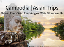 Load image into Gallery viewer, 10 Days Phnom Penh+Siem Reap+Angkor Wat+ Sihanoukville Classic Cambodia Package Tour(JB3+AW5+XG4)(Minimum 2 person)