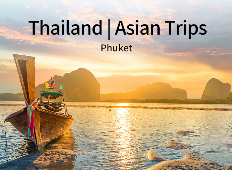 4 Days PHUKET Phang-Nga Parent-Child Tour in Thailand (FL-PY4)(Minimum 2 person)