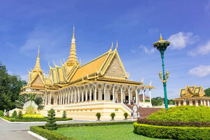 7 Days 6 Nights Phnom Penh+Siem Reap- Angkor Wat in Cambodia (JB4+AW5)(Minimum 2 person)