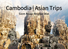 Load image into Gallery viewer, 5 Days Siem Reap- Angkor Wat History Temple Private Car Tour in Cambodia(AW5)(Minimum 2 person)