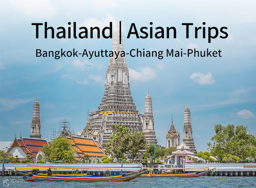 13 Days 12 Nights Bangkok+Ayuttaya+Chiang Mai+Phuket Thailand Tour(CL-BK5 + CL-CM5+ CL-HD4)(Minimum 2 person)