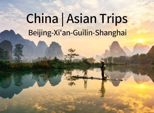 10 Days Beijing - Xi'an - Guilin - Yangshuo - Guilin - Shanghai China Best Package(BXGS-10)(Minimum 2 person)