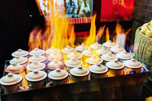 Xi'an Half Day Tour Foodie Experience at YongxingFang (Gift: Qin Opera,Tea-tasting)
