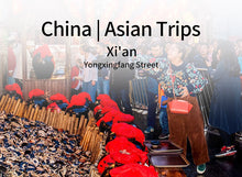 Load image into Gallery viewer, Xi'an Half Day Tour Foodie Experience at YongxingFang (Gift: Qin Opera,Tea-tasting)