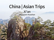 Load image into Gallery viewer, Xi'an Huashan Adventure One Day Tour(WEST UP&NORTH DOWN) (XA-MT)