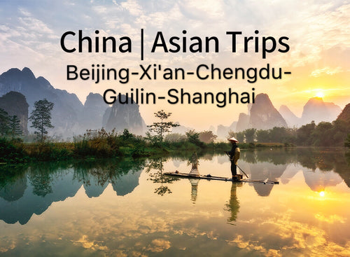 12 Days Beijing - Xi'an - Chengdu - Guilin - Shanghai China Best Package(BXCGS-12)(Minimum 2 person)