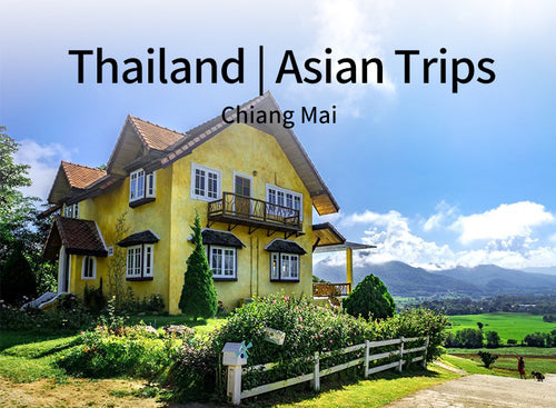 5 Days CHIANG MAI Parent-Child Tour in Thailand (FA-CM5)(Minimum 2 person)