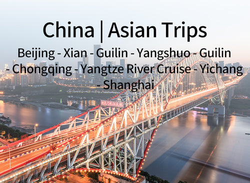 11 Days Beijing - Xian - Chongqing - Yangtze River Cruise - Yichang - Shanghai China Exploration(BXQYCS-11)(Minimum 2 person)