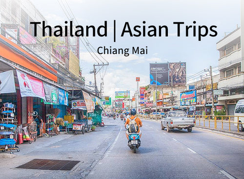 6 Days CHIANG MAI Leisure Tour in Thailand (RE-CM6)(Minimum 2 person)