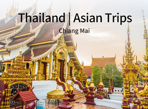 5 Days CHIANG MAI Classic Tour in Thailand (CL-CM5)(Minimum 2 person)