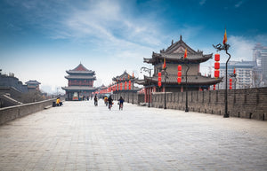 All inclusive Xi'an City Walking Half Day Tour