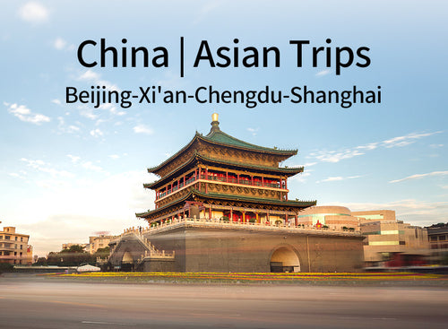 10 Days Beijing - Xi'an - Chengdu - Shanghai  China Leisure Package(BXCS-10)(Minimum 2 person)