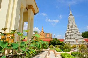 10 Days Phnom Penh+Siem Reap+Angkor Wat+ Sihanoukville Classic Cambodia Package Tour(JB3+AW5+XG4)(Minimum 2 person)