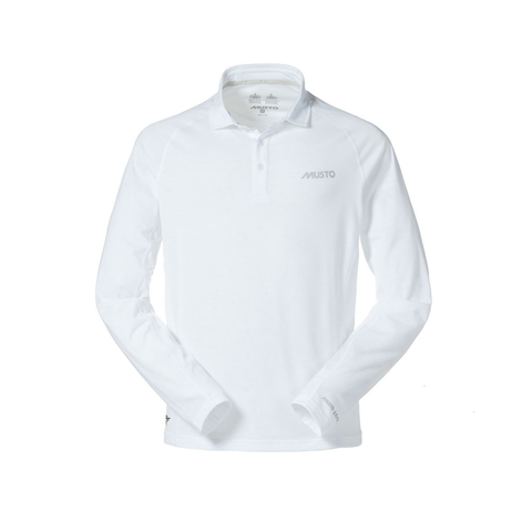 Evolution UV Fast Dry L/S polo