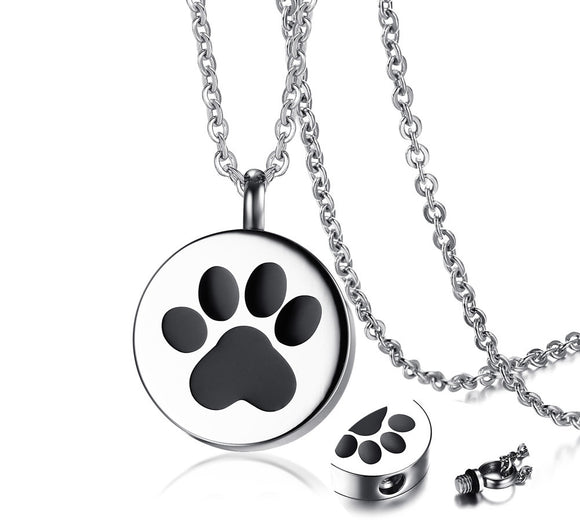 pet cremation necklace
