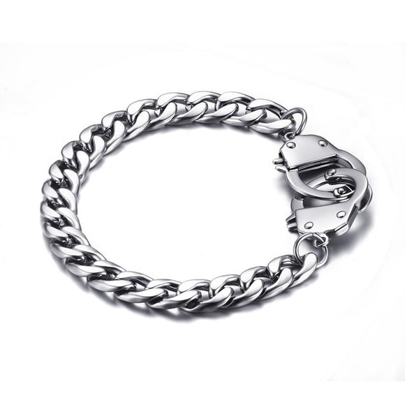 Handcuff Bracelet for Men