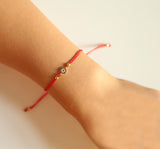 Evil Eye Bracelet Red String