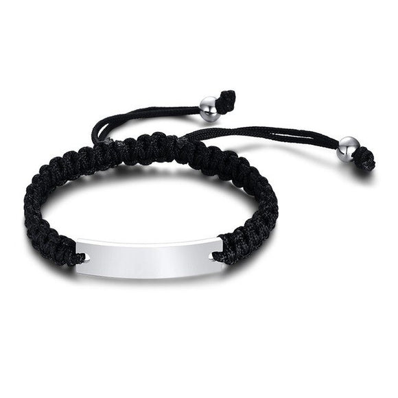 Adjustable ID Bracelet