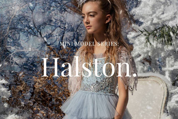 Mini Model Series: Halston