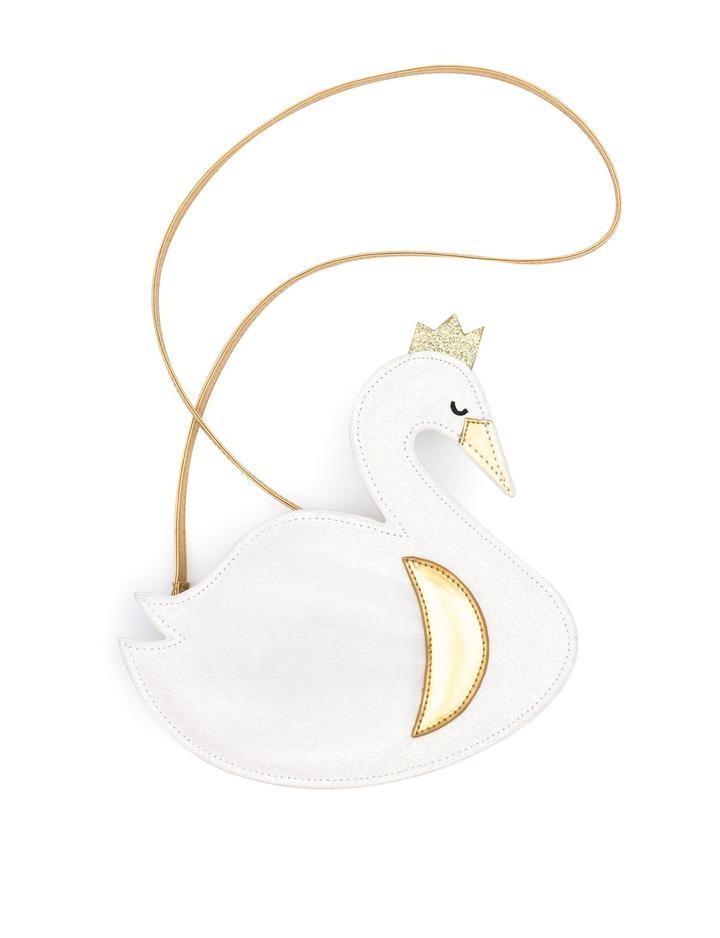 Billy Loves Audrey - Swan Shoulder Bag