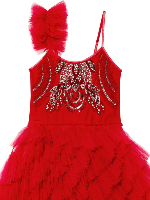 Cherry Delight Tutu Dress