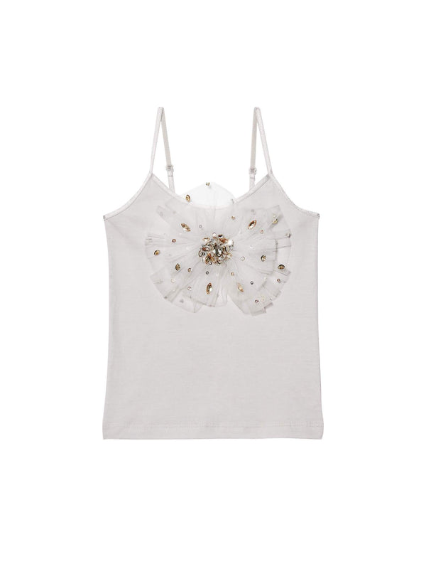 Glistening Jewels Singlet Top